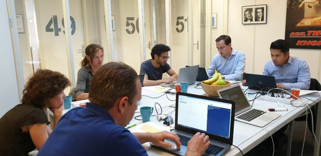 Python Data Analysis cursus