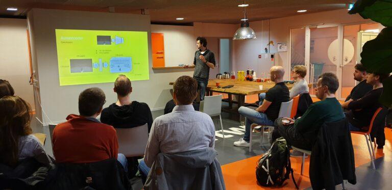 Autoencoders Meetup 2 at school of data science