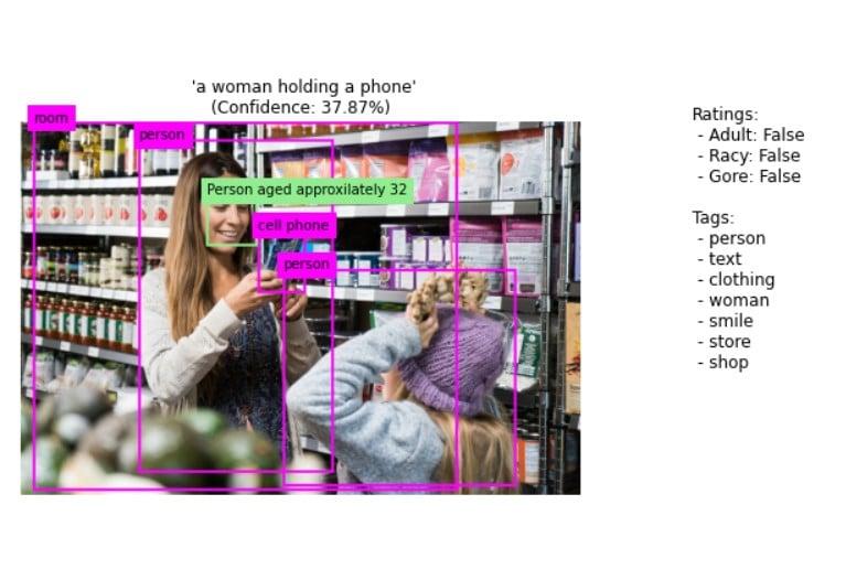 Azure machine learning object detection