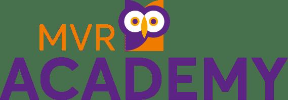 MvR Academy Logo